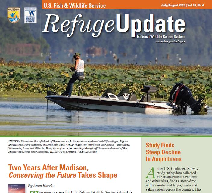 FWS Refuge Update COVER