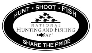 National Hunt Fish Day logo