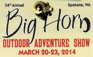 Big Horn Outdoor Show graphic