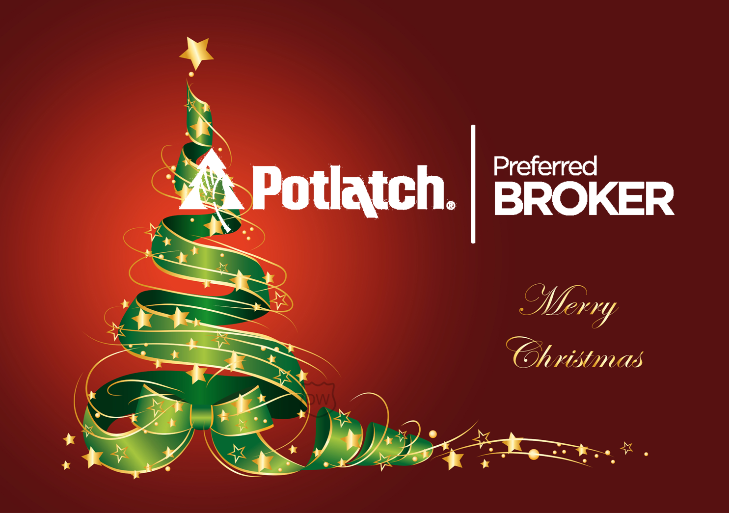 Merry Christmas from all of us at Potlatch | PotlatchDeltic Land and ...