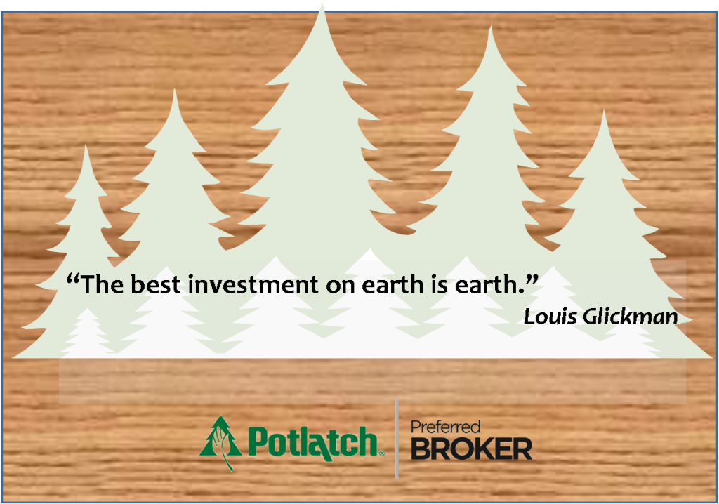 Best Investment Earth_LouisGlickman